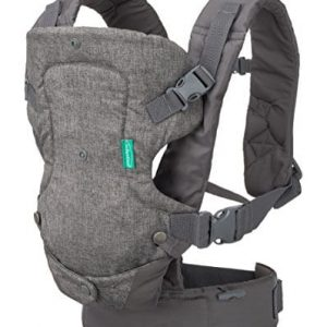 infantino flip 4 in 1 convertible carrier grey