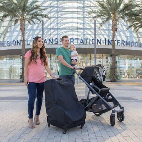 Wheelie Car Seat Travel Bag