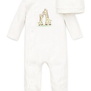 Baby Footed Sleepers | Little Me Unisex Footie