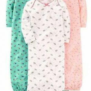 Baby Girl Sleep Gowns