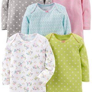 Carters Baby Girl Bodysuits