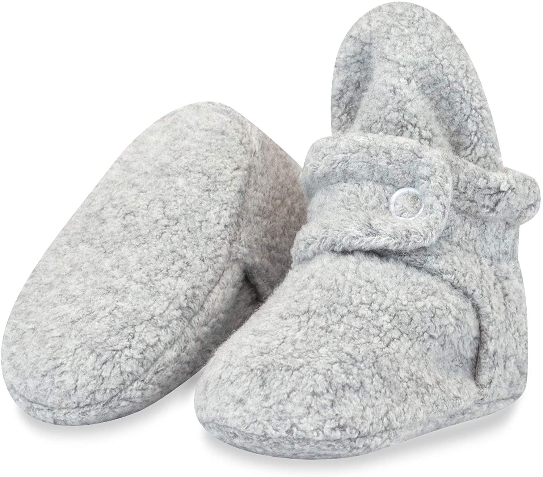 Best Zutano Cozie Fleece Baby Booties