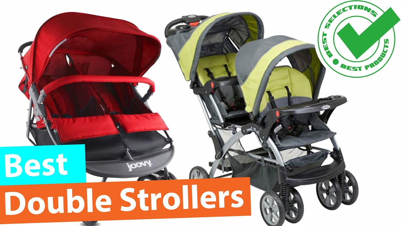 Best Double Strollers | Best Lightweight Double Strollers for Twins in 2020