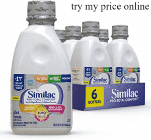 similac pro advance ingredients and how to prepare Similac Sensitive