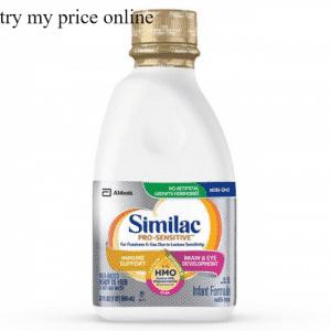 Similac pro sensitive formula and best Similac milk for children